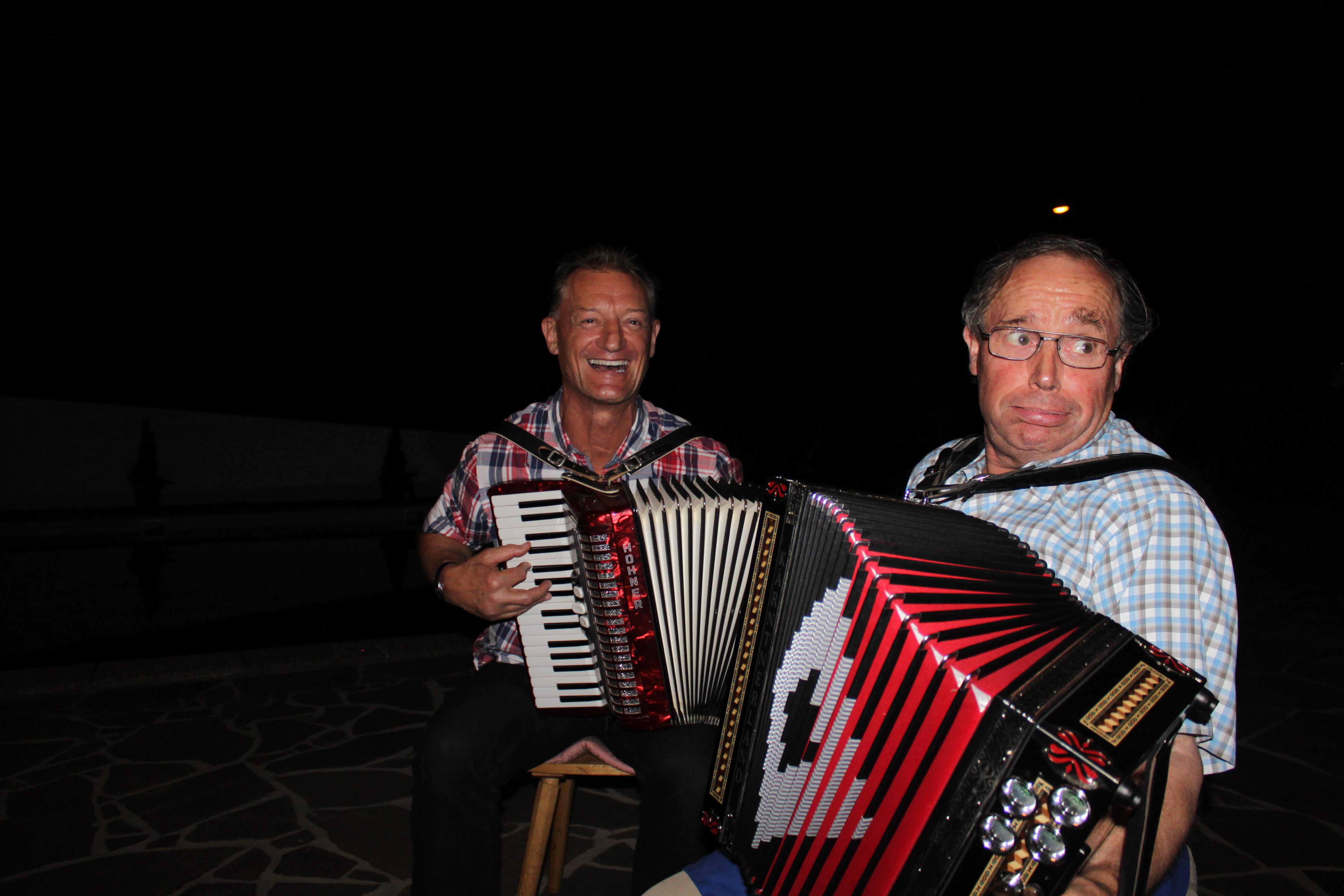 With Hald brother Hubert in Austrian Alps 2013.jpg