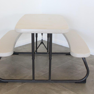 Kids Table + Chair Set