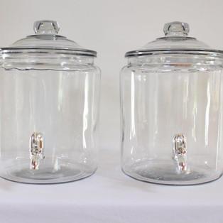 Twin Water & Juice Dispensers