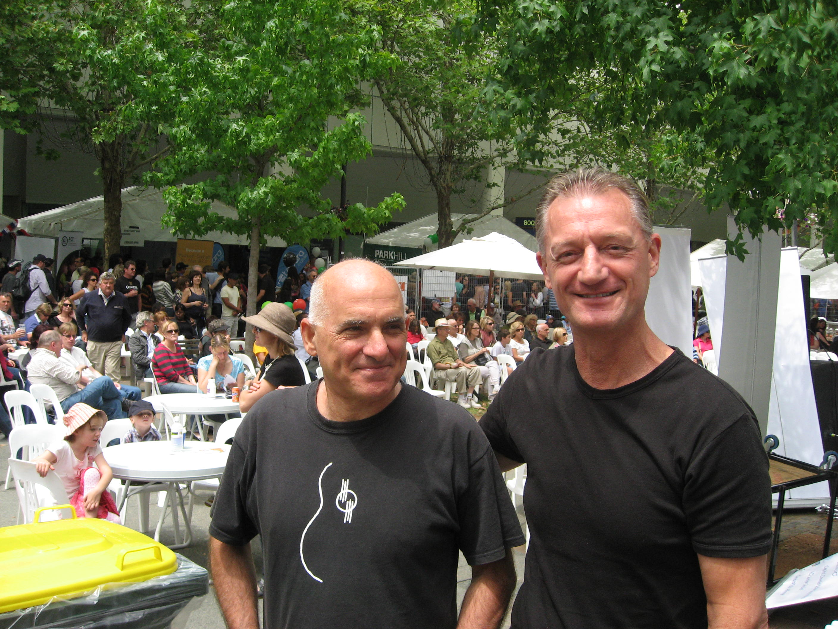 With Joe Dolce - Shaddup you face 2012.jpg