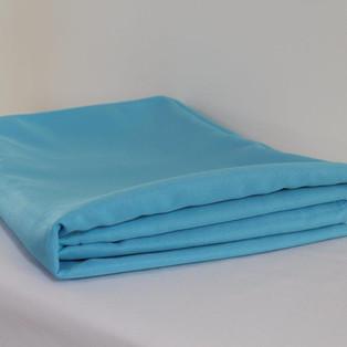 Sky Blue Table Cloths  225cm length x 160cm width