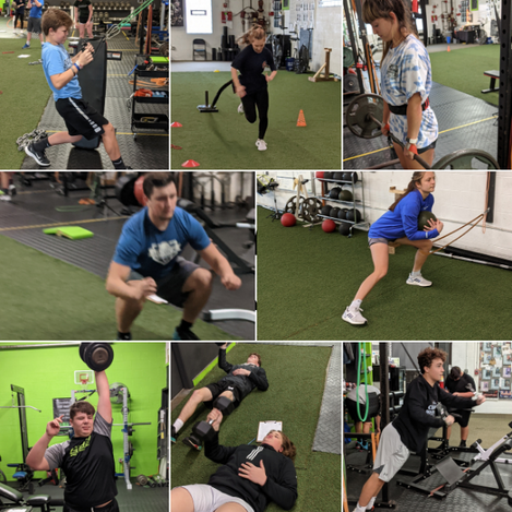 Athletes in Action - Dec 2020