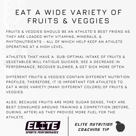 April Nutrition Coaching 🔑 Key