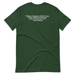 Soccer Mia Hamm Shirt