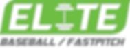 Elite Baseball Fastpitch Logo
