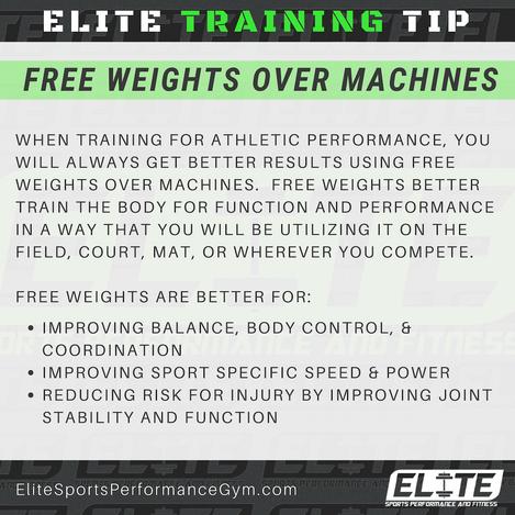 Elite Coaching 🔑  TRAINING TIP