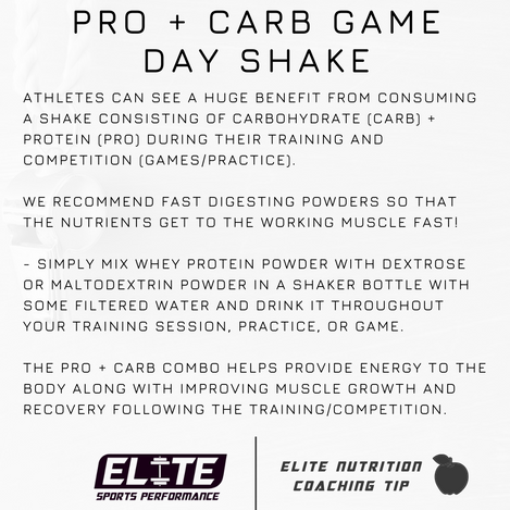 Elite Nutrition Coaching 🔑 Key