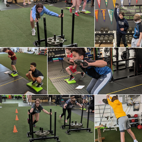 Athletes in Action - April 2021