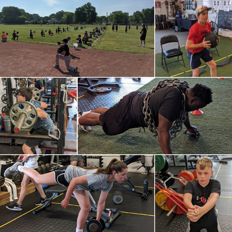 Athletes in Action - June 2020
