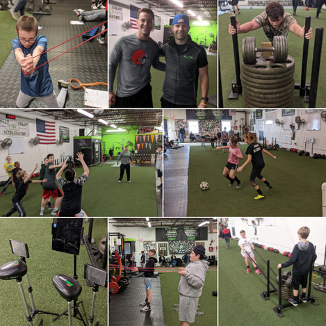 Athletes in Action - Apr 2020