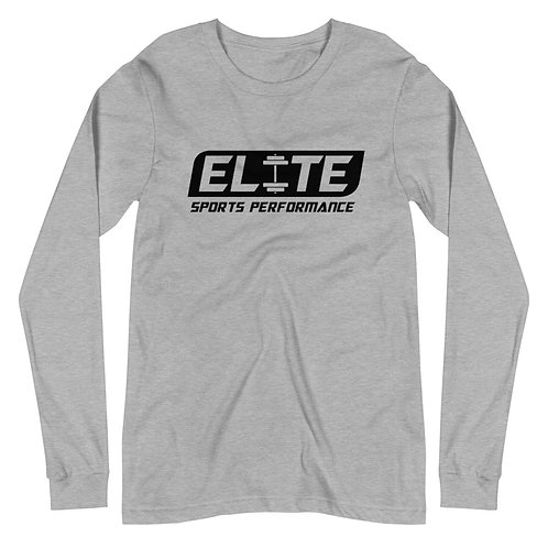Long Sleeve (Black Logo)