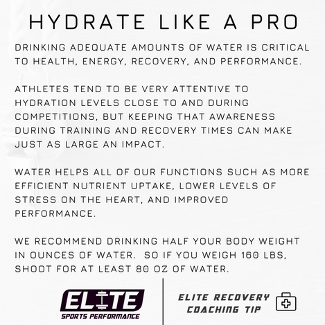 February Elite Recovery Coaching 🔑 Key