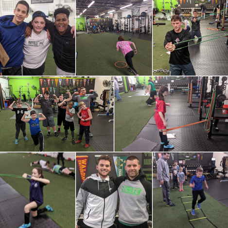 Athletes in Action - Feb 2020