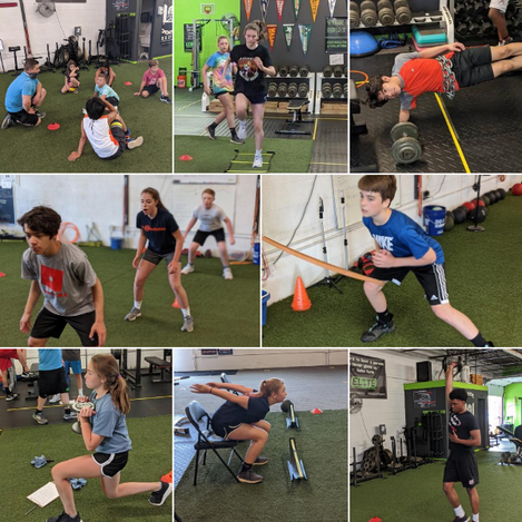 Athletes in Action - Aug 2020