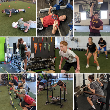 Athletes in Action - Jul 2020