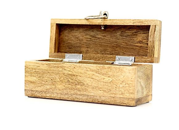Coffre de bois