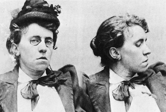 Bad-Ass Bitch #2: Emma Goldman