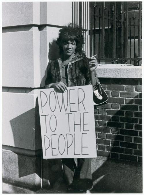 Bad-Ass Bitch #1: Marsha P. Johnson