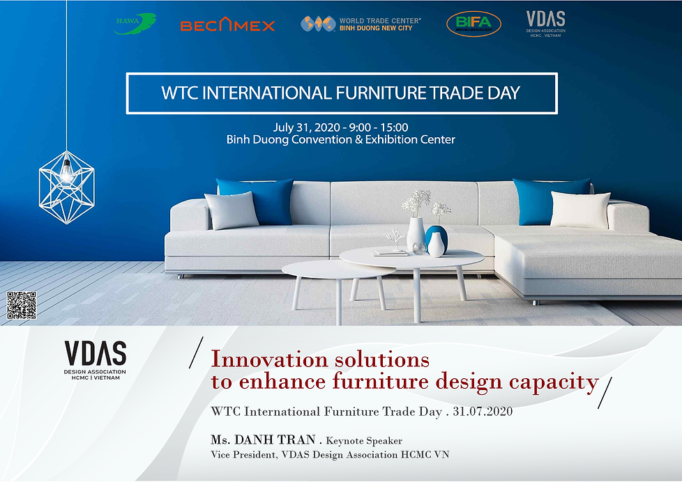 WTC INTERNATIONALFURNITURE TRADE DAY BAN