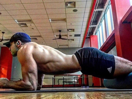 More than just a CORE workout!
