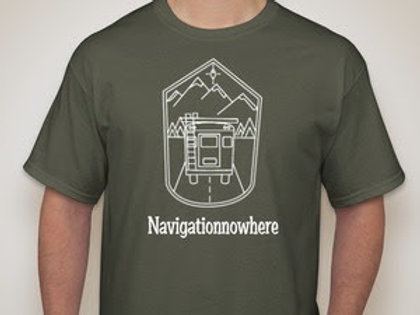 Navigation Nowhere T-Shirt