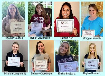 2020 Scholarship Recipients.JPG