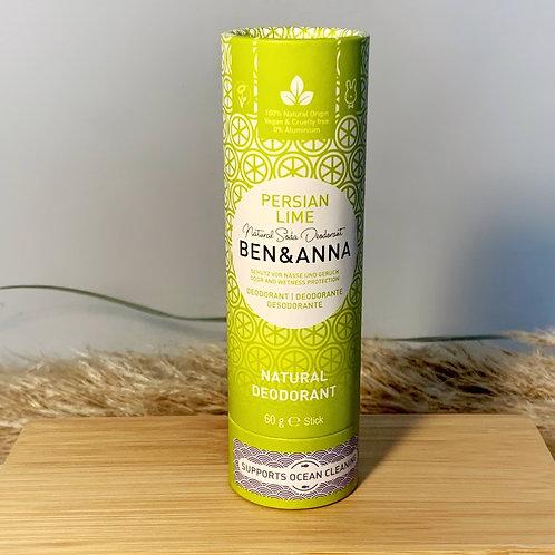 """Natürliches DEO """"Persian Lime """" von Ben&Anna"""