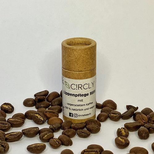 Natürliche Lippenpflege mit Kaffeeöl