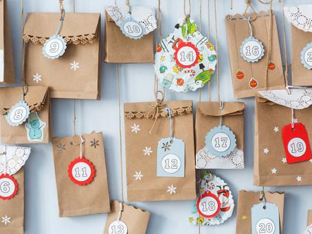 Ideen um Adventskalender zu füllen