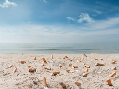 Warum Zigaretten die Umwelt schädigen