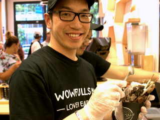 Hana Kitchens' Success Stories:  Wowfulls Hong Kong Egg Waffles