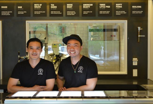 Ice & Vice Ice Cream - Hana Kitchens Brooklyn New York