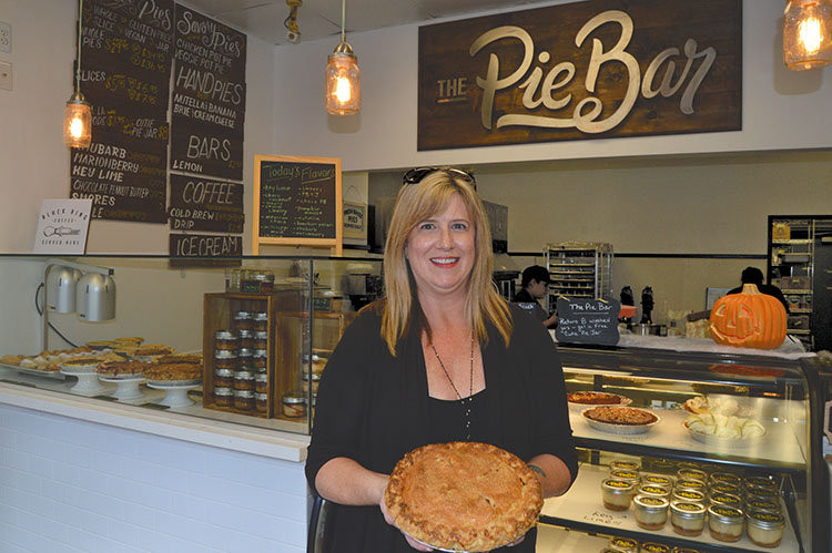 The Pie Bar in Long Beach and Glendale - Hana Kitchens Orange County Commercial Rental Kitchens Success Story