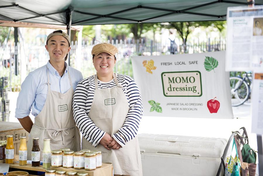 Momo Dressing, former producer at Hana Kitchens New York - Commercial Kitchens for Rent