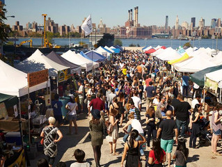 Hana Kitchens Producers at Smorgasburg New York!  Part Two