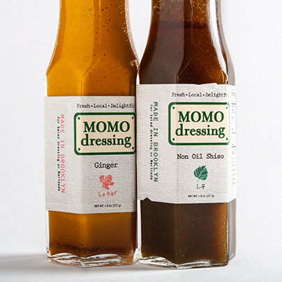 MOMO Dressing, started at Hana Kitchens in New York, Commercial Kitchens for Rent
