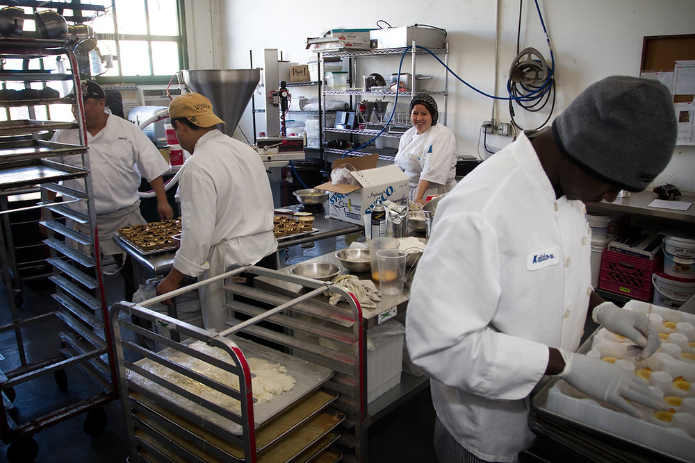 Hana Kitchens New York California Commercial Kitchen Rental
