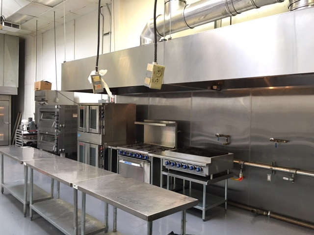 Hana Kitchens Commercial Kitchens for Rent.  Culinary Incubator.