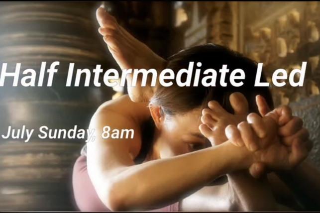 🌟New Class🌟Half Intermediate Led