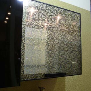 Кухня со стеклом от Ветро ММ