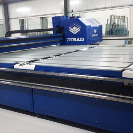 Успешная установка принтера Vitro Jet FS24 в компании Technical Glass And Aluminium