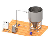 Центробежная система очистки воды