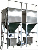 Система очистки воды с флокулянтами