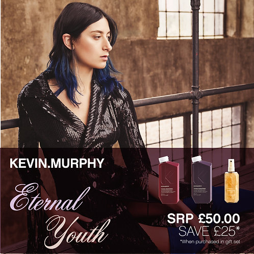 ETERNAL YOUTH GIFT SET By Kevin Murphy