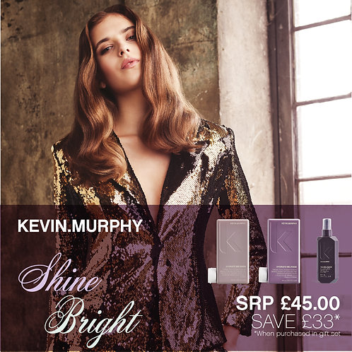 SHINE BRIGHT GIFT SET By Kevin Murphy