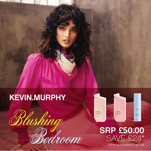 BLUSHING BEDROOM GIFT SET By Kevin Murphy