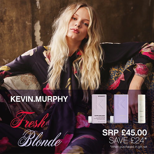 FRESH BLONDE GIFT SET By Kevin Murphy