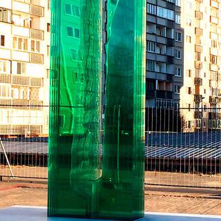 Мемориал памяти погибшим в результате обрушения магазина г. Рига