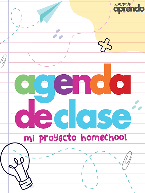 Agenda homeschool