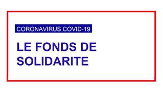 Evolution du fonds de solidarité au 1er décembre 2020